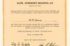 001_Alfr.-Andersen-Holding_1988_500_nr2516