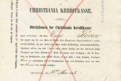 066_Christiania-Kreditkasse_1848_100_nr179