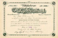 089_Målöy-Privatbank_1930_100_nr790