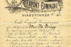 161_Norsk-Export-Compagnie_1889_100_nr69