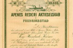 225_Apenes-Rederi_1913_500_nr19