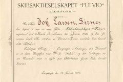 248_Fulvio-Skibsaktieselskapet_1922_1000_nr41