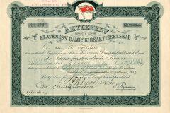 254_Klaveness-Dampskibaktieselskab_1907_2500_nr402