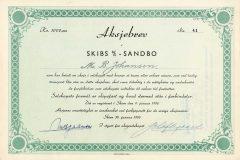 267_Sandbo-Skibs_1956_1000_nr41
