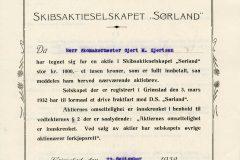 275_Sørlandet-Skibsaktieselskapet_1932_1000_nr8