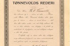 279_Tønnevolds-Rederi_1928_1000_nr3