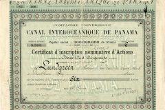 312_Canal-Interoceanique-de-Panama_1883_500-Fr._nr8300