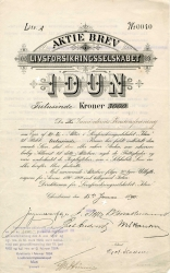 137_Idun-Livsforsikringsselskabet_1890_3000_50-