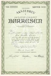 158_Borresen_1942_5000_Blankett-