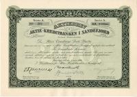 044_Aktie-Kreditbanken-i-Sandeford_1926_200_nr201