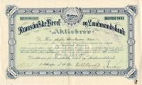 060_Romsdalske-Vexel-og-Landmandsbank_1918_900_nr17173-17177